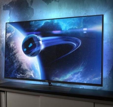 Новый тонкий телевизор Elevation  от Philips