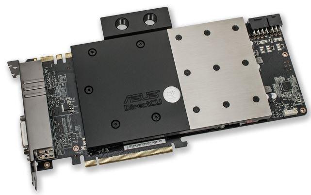 Компания EK выпустила ватерблоки для GTX 770