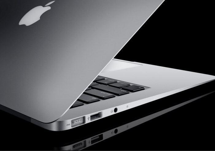 MacBook Air становится лидером по продажам среди ультрабуков
