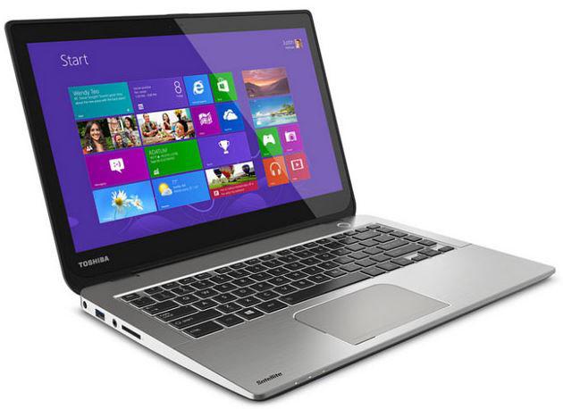 Обновление линейки ноутбуков Toshiba Satellite