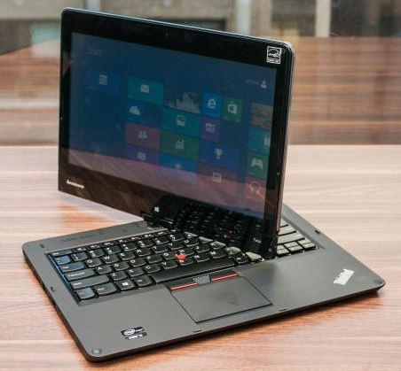 Обзор Lenovo ThinkPad Twist