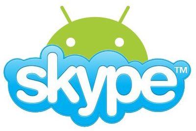 Количество пользователей Skype под ОС Android больше 100 000 000