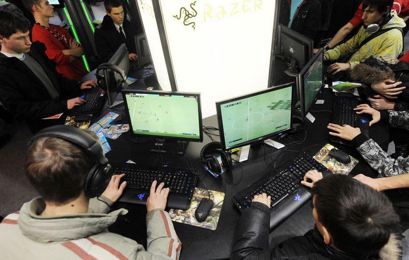 Рынок растет за счет онлайн-игр