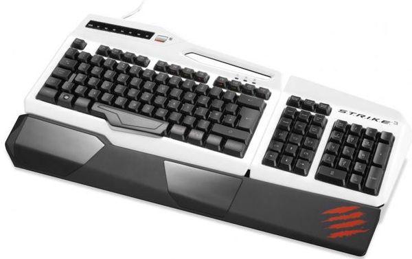 Клавиатура Mad Catz S.T.R.I.K.E. 3