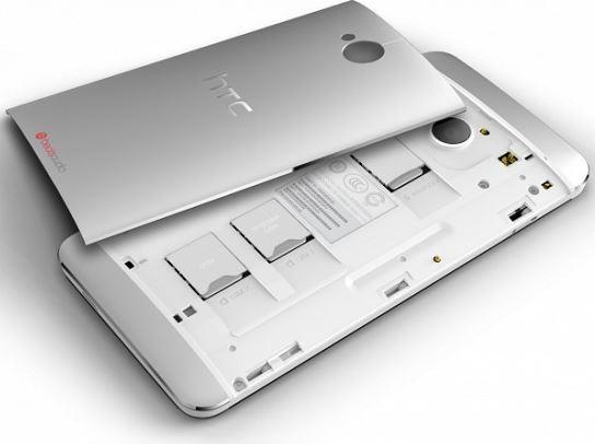 Запущены продажи смартфона HTC One Dual Sim