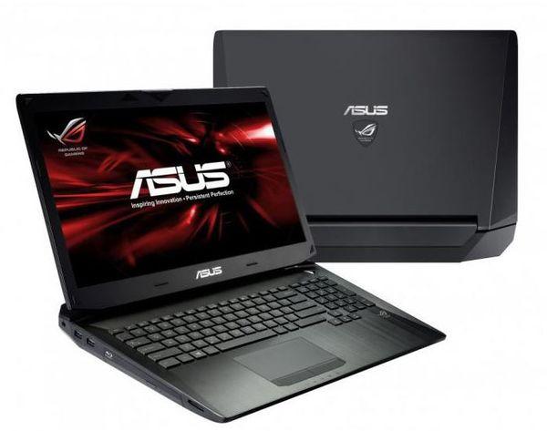 Asus объявили о начале продаж серии ноутбуков G750