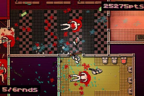 Игра Hotline Miami появится на игровых консолях Sony уже на следующей неделе