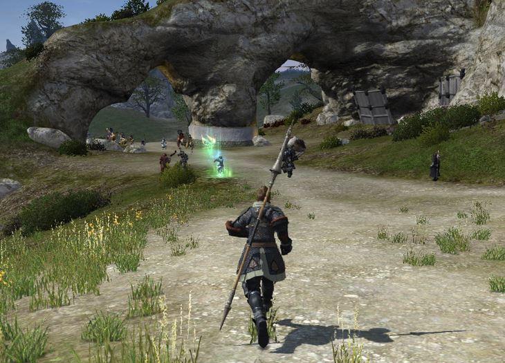 Бета-тестирование Final Fantasy 14 для PS3