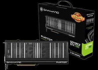 Gainward представили видеокарту GTX 780 Phantom GLH