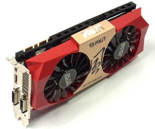 Palit представили свои видеокарты GeForce GTX 760