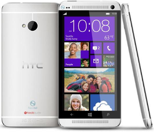 Компания HTC готовит к запуску нового флагмана на базе Windows Phone 8