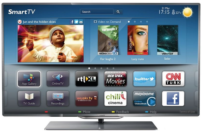 Компания TP Vision представили в нашей стране линейку телевизоров Philips