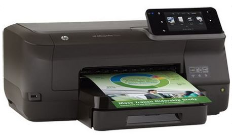 Новые МФУ и принтер производства HP
