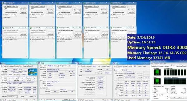 G.Skill представили комплект модулей памяти TridentX DDR3-3000