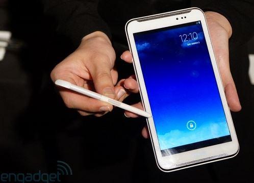 6-ти дюймовый смартфон-планшет FonePad Note от Asus