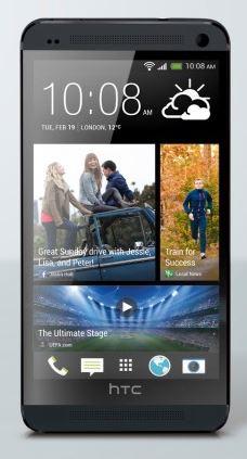 Компания HTC анонсировала смартфон One Dual Sim