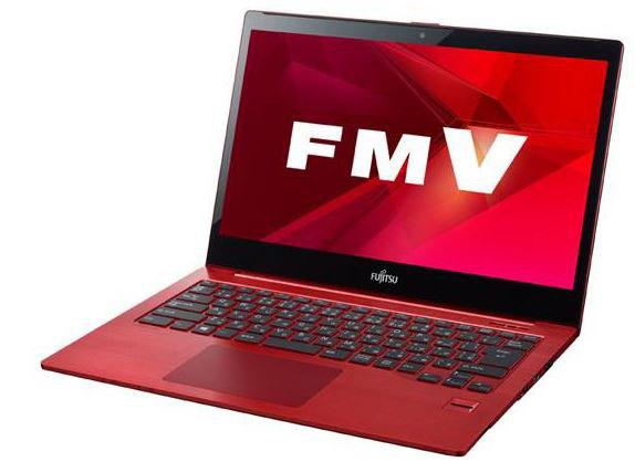 Fujitsu Lifebook UH90 с процессором Haswell