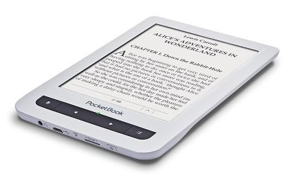 Электронная книга Touch 2 от PocketBook доступна для предзаказа