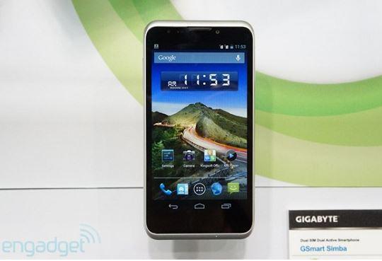 Смартфон GSmart Simba