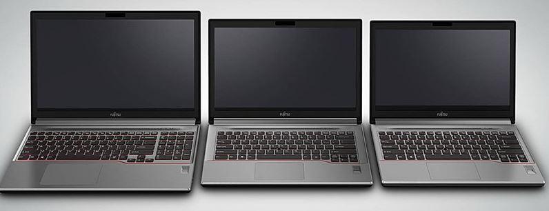 На выставке CeBIT 2013 были представлены ноутбуки бизнесс-класса Fujitsu Lifebook E