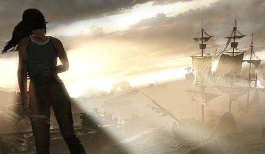 Игра Tomb Raider - крупнейший старт года в Британии
