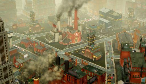 Вышла игра SimCity
