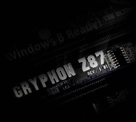 Asus Gryphon Z87 - один продуктов, которые должны выйти в ближайшем будущем