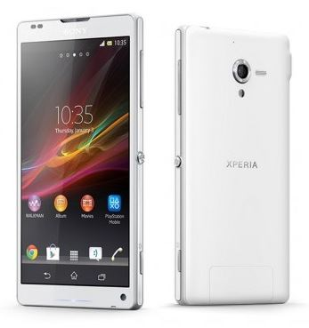 На российский рынок поступил Sony Xperia ZL