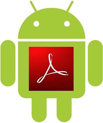 Вышла версия 10.5 вьювера файлов PDF Adobe Reader для Android