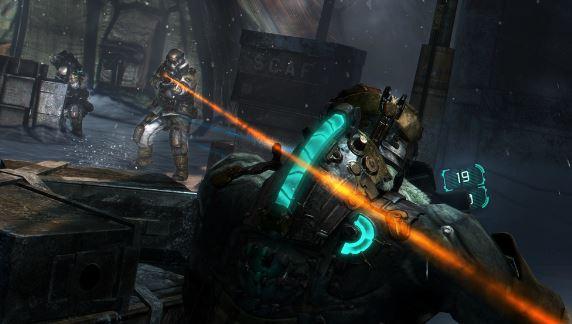 Выпущено дополнение Dead Space 3: Awakened