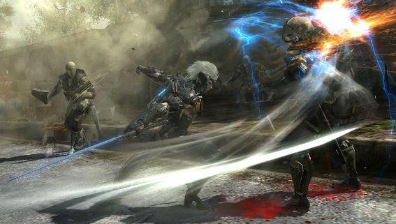 В продажу поступило дополнение к игре Metal Gear Rising: Revengeance