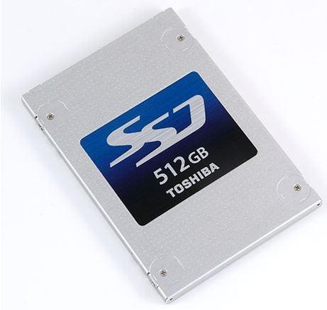 Выпущены новые SSD Toshiba на базе 19 нм MLC NAND