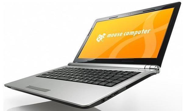 Новинка LuvBook LB-E450 от Mouse Computer