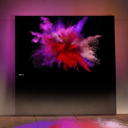 Philips представили новый дизайн телевизоров HDTV