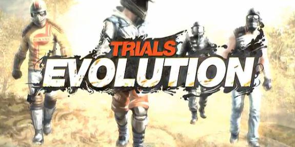 Игра Trials Evolution вышла на платформе ПК