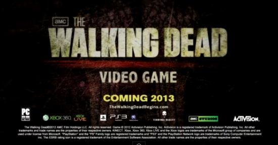 А сегодня в продаже появился шутер The Walking Dead: Survival Instinct