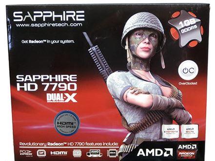 Новые видеокарты AMD Radeon HD 7790 поступили на рынок