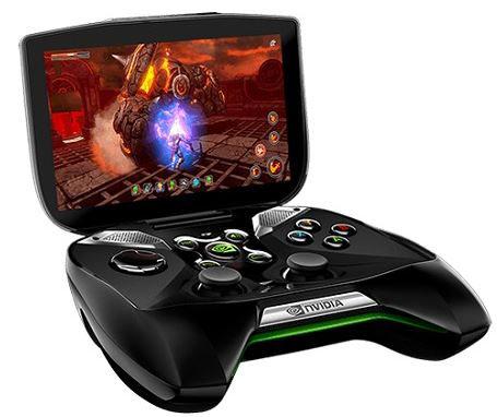 Мобильная игровая консоль nVidia Project Shield должна поступить в продажу будущим летом