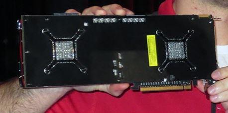 "AMD представили видеокарту AMD Radeon HD 7990 ""Malta"""