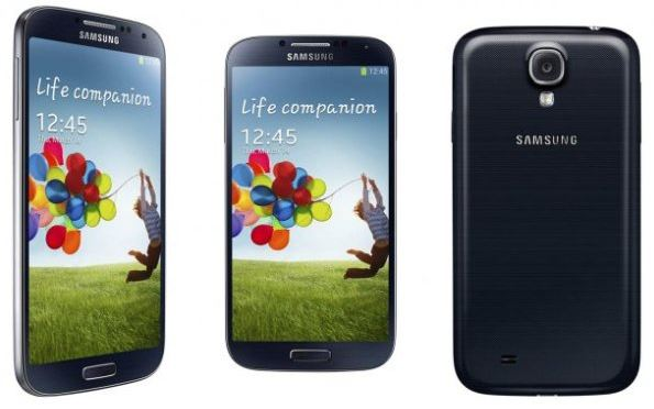 Компания Samsung представила новый Galaxy S4 в двух цветах