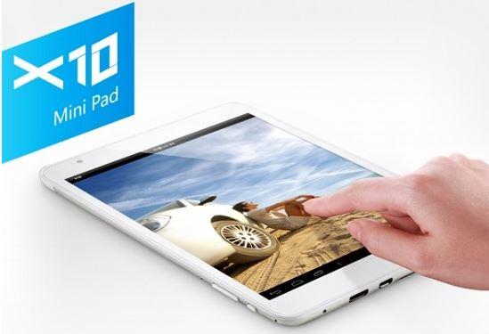 В розничную сеть поступил планшет Ramos X10 Mini Pad