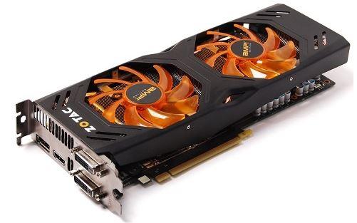 Модернизированная Zotac GeForce GTX 680 AMP! Edition