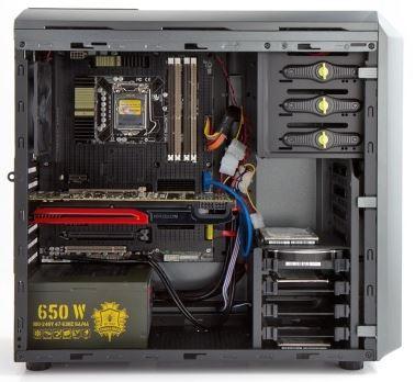 Новый компьютерный корпус In Win Minimalist G7