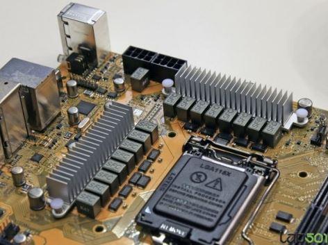 Представлена материнская плата MSI Z87A-GD65