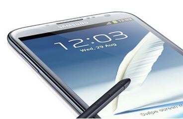 Samsung планируют представить мини-планшет Galaxy Note III в августе