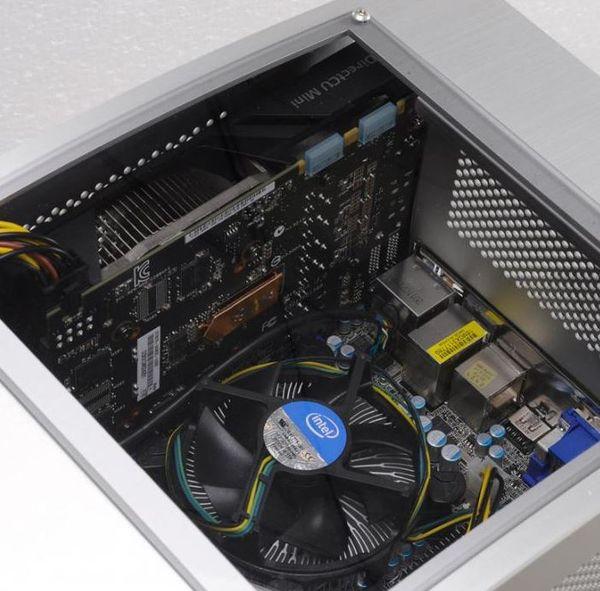 Компьютерный корпус Lian Li PC-Q13