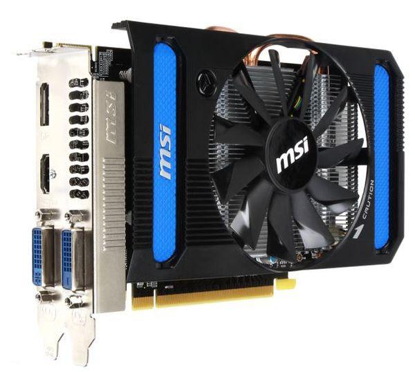 Видеокарта MSI Radeon HD 7790 OC