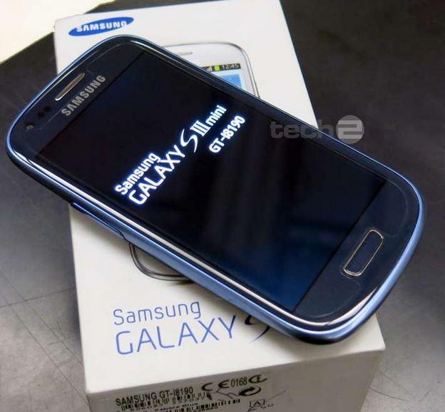 В Сети появились некоторые технические характеристики Samsung Galaxy S4 Mini