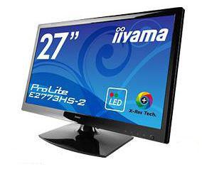 iiyama представили 27' монитор ProLite E2773HS-2