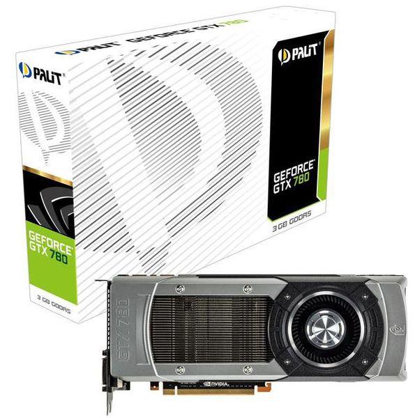 Palit представили GeForce GTX 780 3 Гб